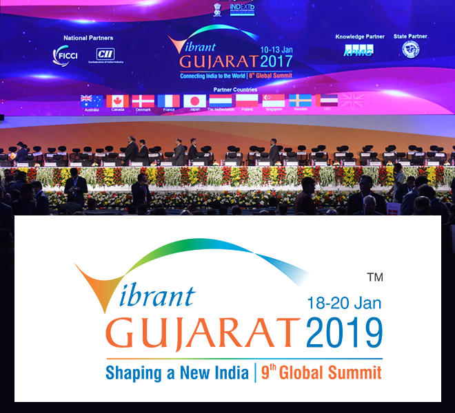 Vibrant Gujarat Summit- MOU of Renewable Power Space