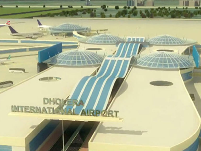 Dholera Airport City