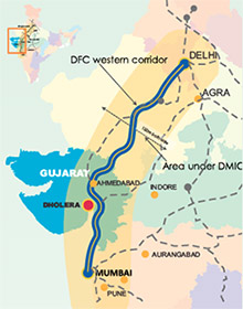 modi-to-launch-first-phase-of-dedicated-freight-corridor-soon