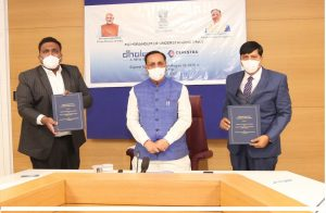 Gujarat Government signs MoU with Serestra Group to establish Gujarat-Special Education Region in Dholera smart city