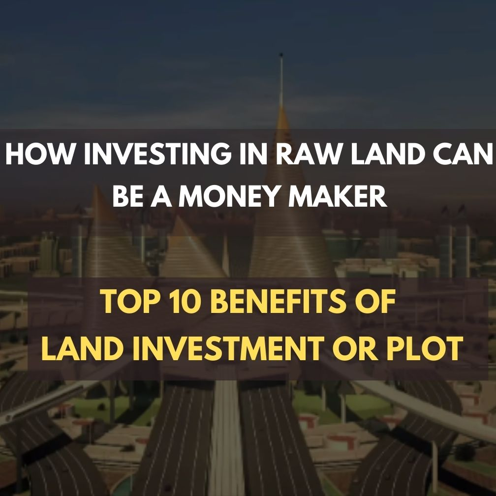 How Investing in Raw Land can be a Money Maker