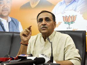 vijay-rupani-dholera news- dholera work 86% complete news