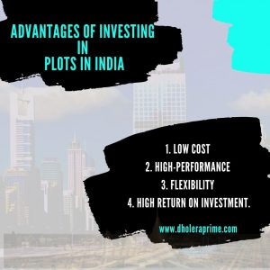 Advantages of Investing in Plots in India