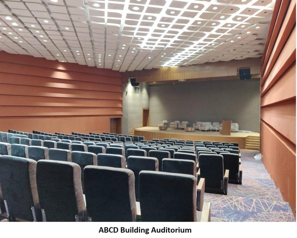 abcd building auditorium
