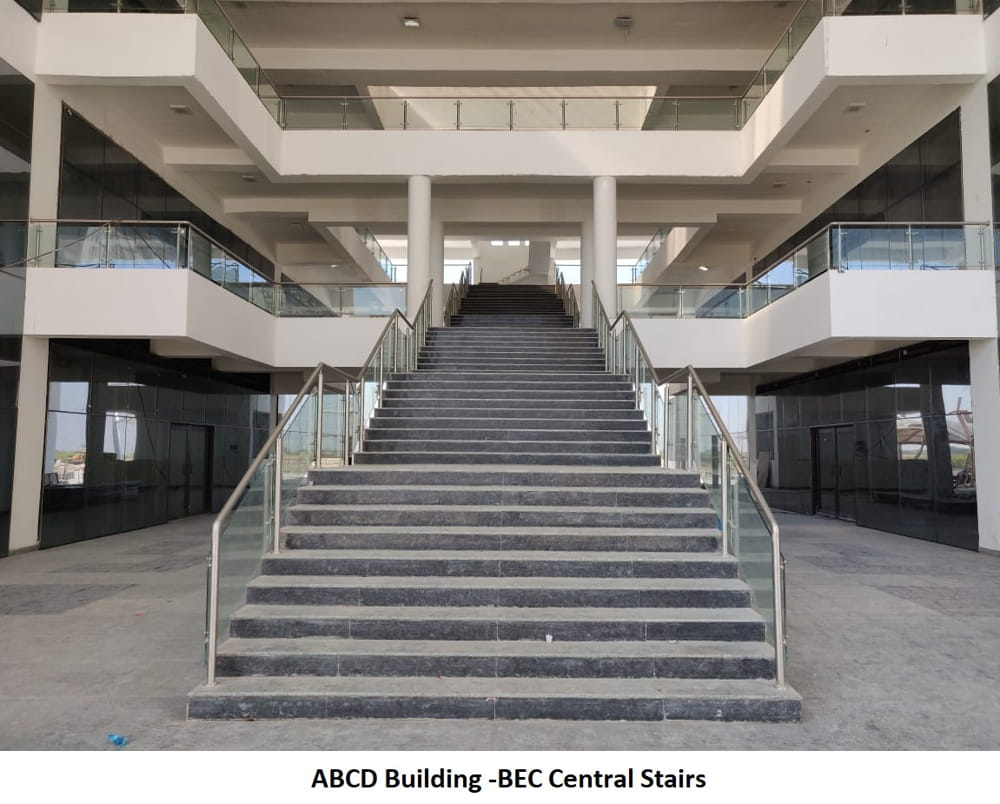 abcd building entrance