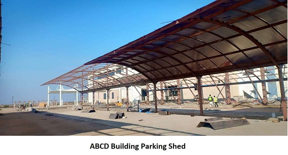 abcd parking shed