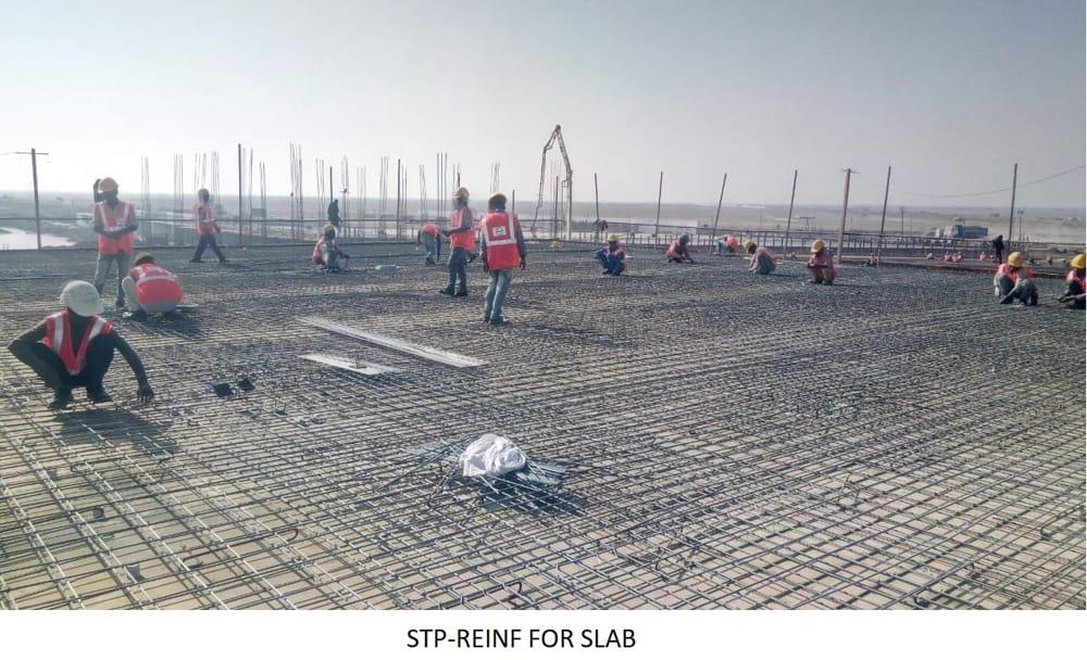 stp- reinf for slab